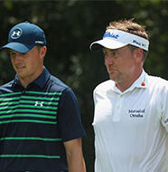 OnlineGolf News: Poulter gets into rules disagreement with official at PGA Championship