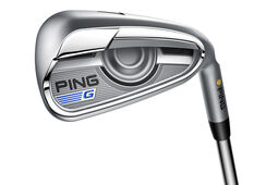 PING G Steel Irons
