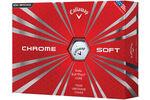 Callaway Golf Chrome Soft 12 Golf Balls 2016