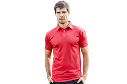 FootJoy Stretch Pique Solid Colour Polo Shirt