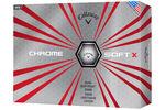 Callaway Golf 2017 Chrome Soft X 12 Golf Balls