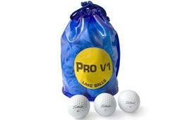 Second Chance Grade A/B Titleist ProV1 28 Golf Balls