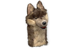 Daphnes Wolf Head Cover