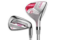 Cobra Golf Ladies MAX 4-5 Hybrid & Irons Graphite 6-SW
