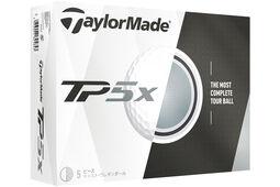 TaylorMade TP5x 12 Golf Balls