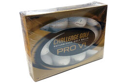 Challenge Golf Pro V1 Refurbished 12 Golf Balls