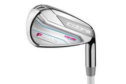 Cobra Golf Ladies F-MAX ONE Graphite Irons