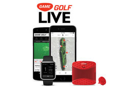 GAME GOLF LIVE Digital Tracking System