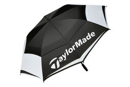 """TaylorMade Tour Double Canopy 64"""" Umbrella"""