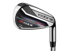 Cobra Golf F-MAX ONE Steel Irons