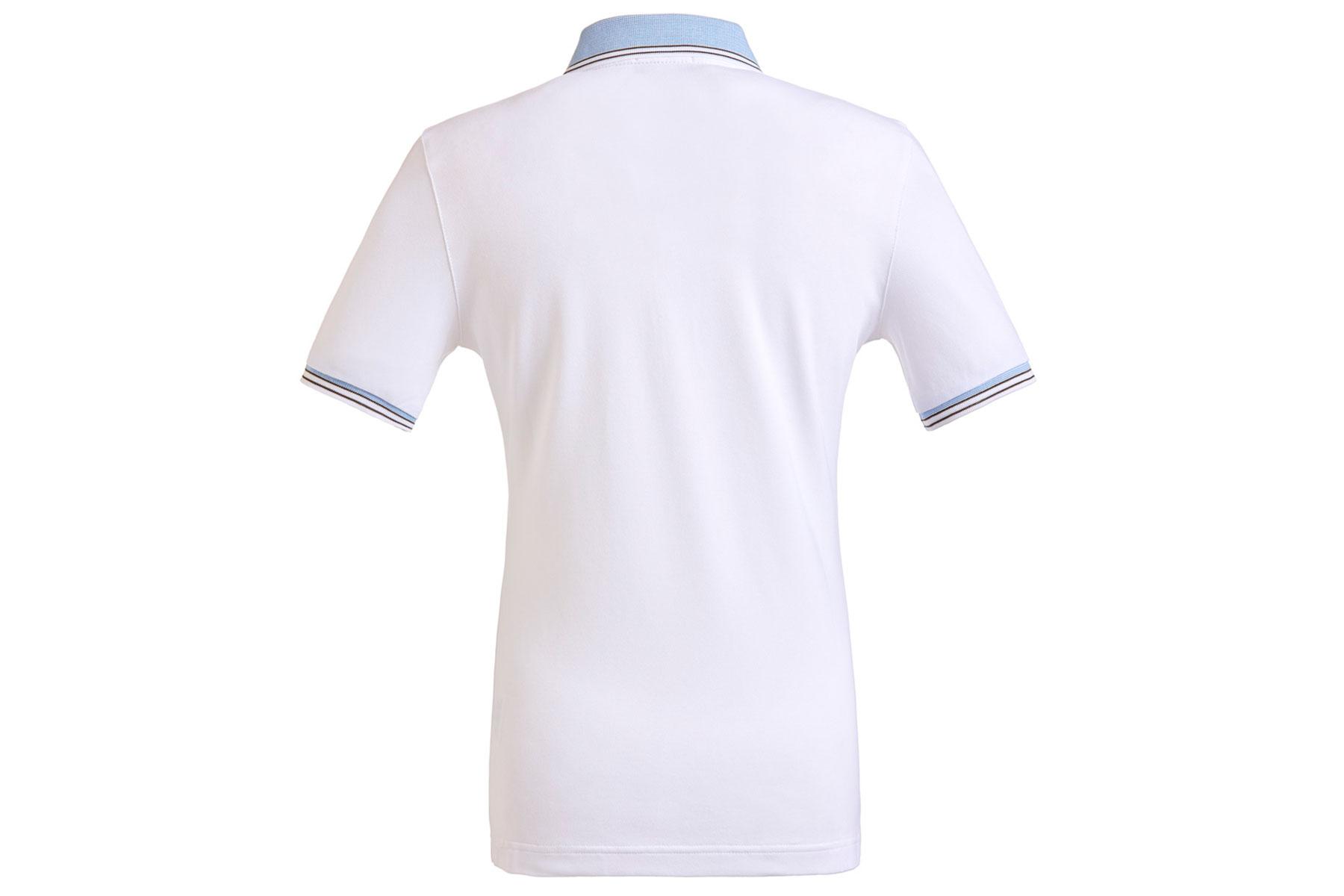 Golfino ladies sun protection short sleeve polo shirt for Sun protection golf shirts