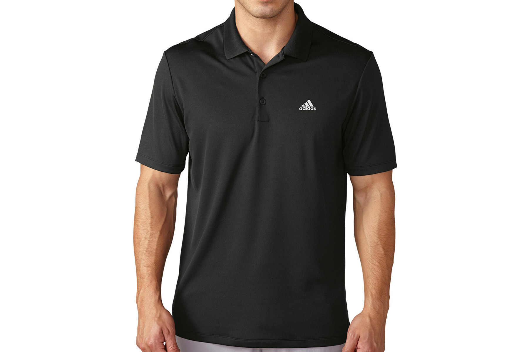 adidas golf performance polo shirt online golf. Black Bedroom Furniture Sets. Home Design Ideas