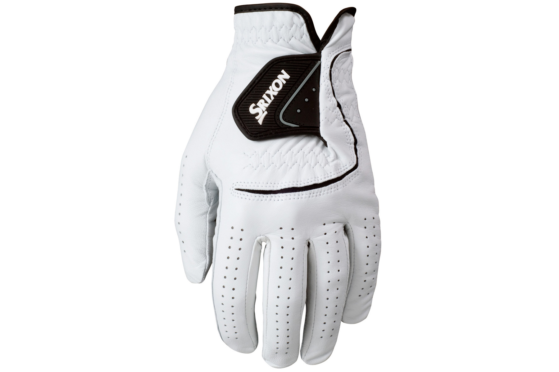 Black leather golf gloves - Srixon Cabretta Leather Glove