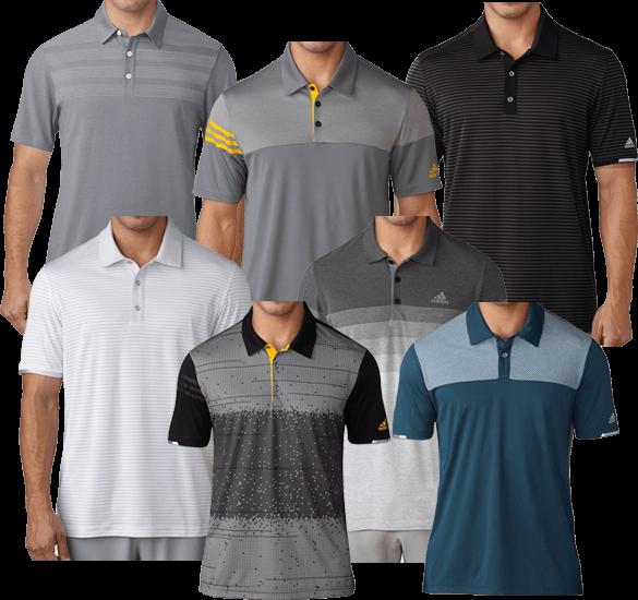 adidas new polo shirts