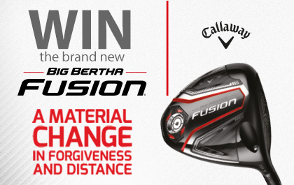 Callaway Big Bertha Fusion Competition