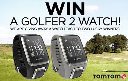 Tom Tom Golfer 2 Competition