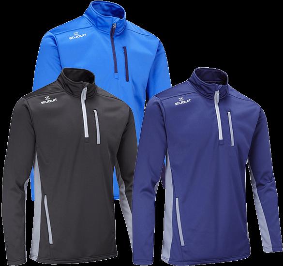 Stuburt Endurance Sport Half-Zip Fleece Sweater