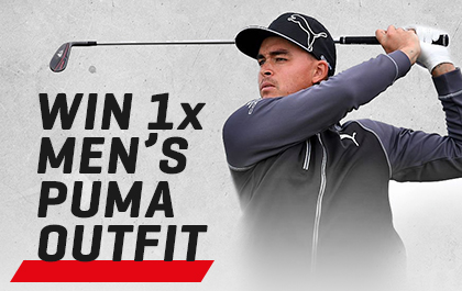 Puma Golf Outfit Competition