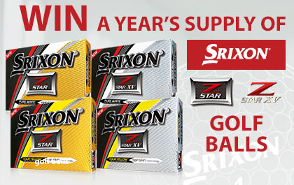 Srixon Z Star Competition