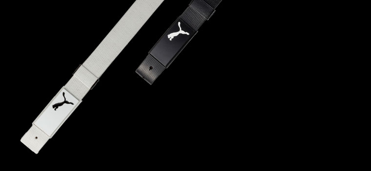 Puma Golf - Belts Background Image
