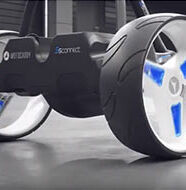Motocaddy S5 Connect Electric Golf Trolley - Video