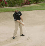 Callaway U.S. Open Golf Tips | Get Out of the Fairway Bunker -Video