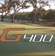 Video: Test-driving PING G400 range