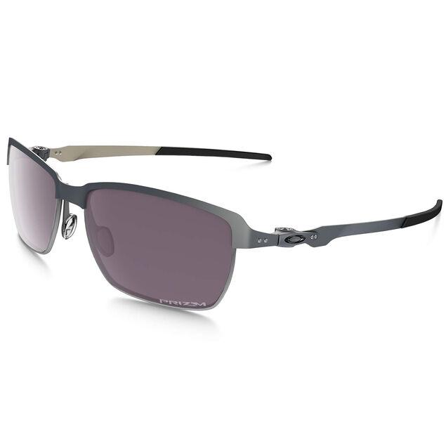 Oakley Covert PRIZM Daily Polarized Tinfoil Sunglasses