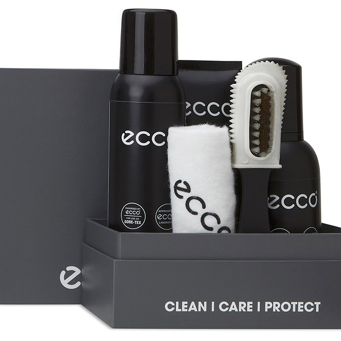 Ecco Shoe Care Kit | Online Golf