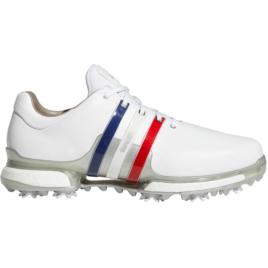 cocinero electrodo Blanco  adidas Golf Tour 360 Boost 2.0 Shoes | Online Golf