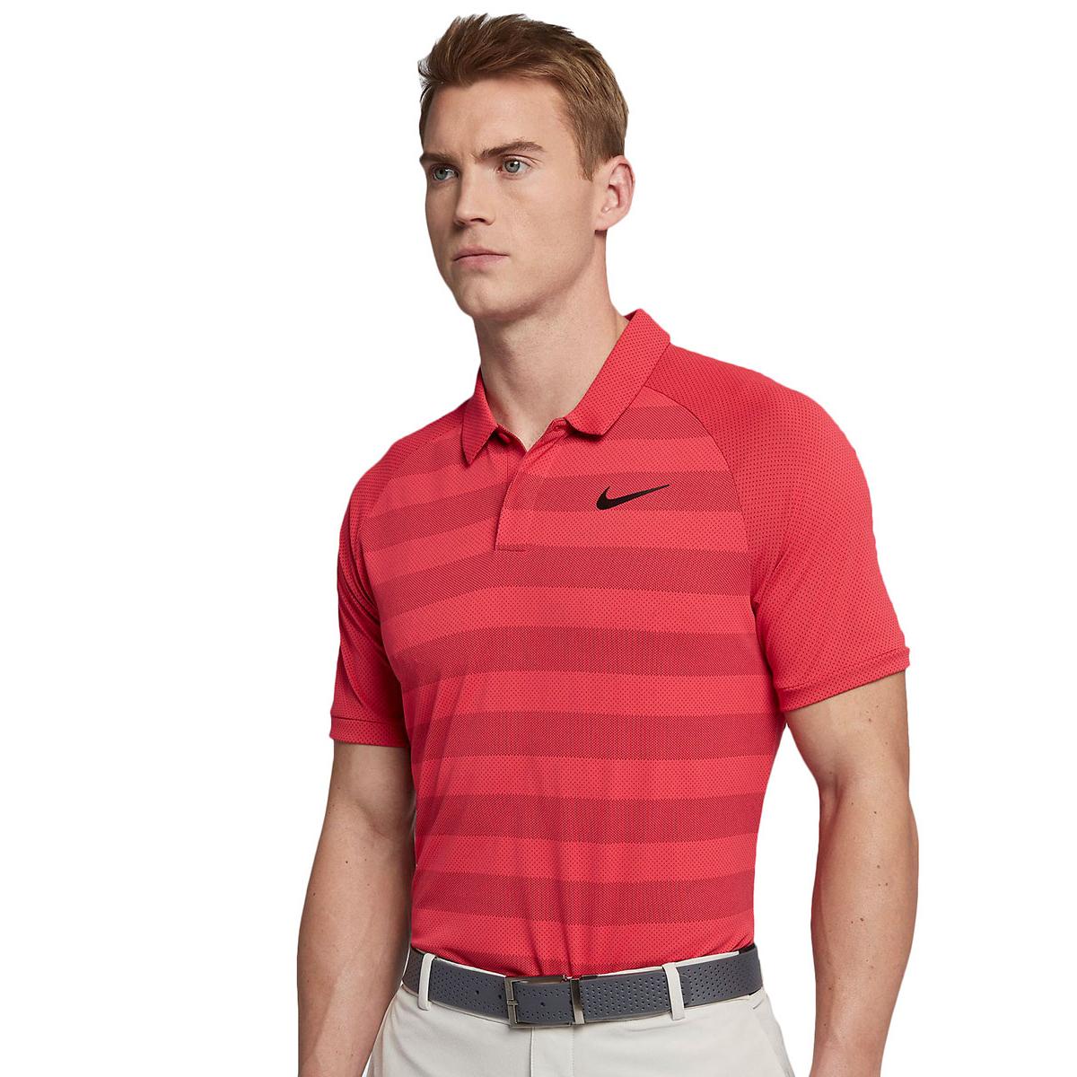 518849f9 Nike Golf Zonal Stripe Polo Shirt | Online Golf