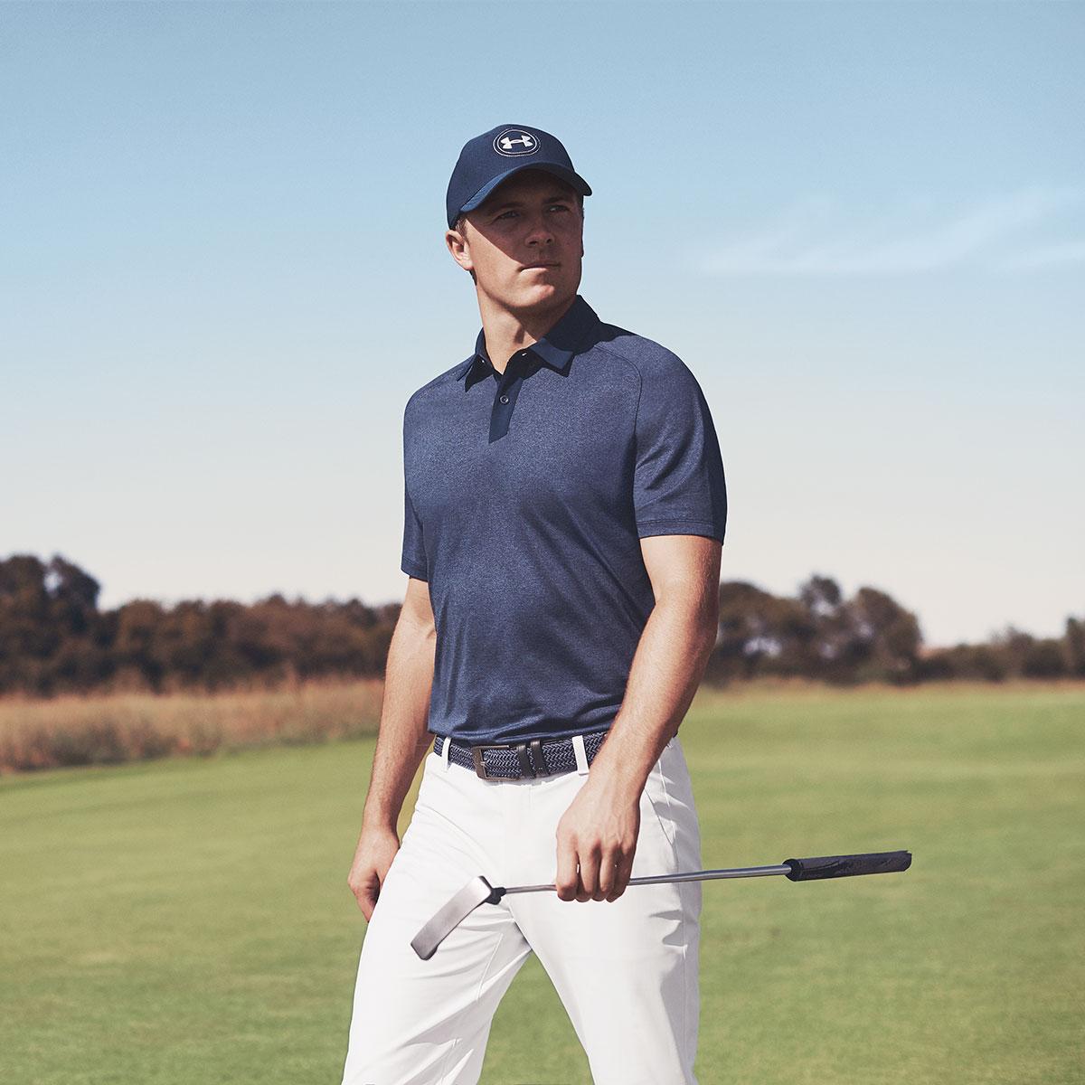 94b79980 Under Armour Threadborne Polo Shirt   Online Golf