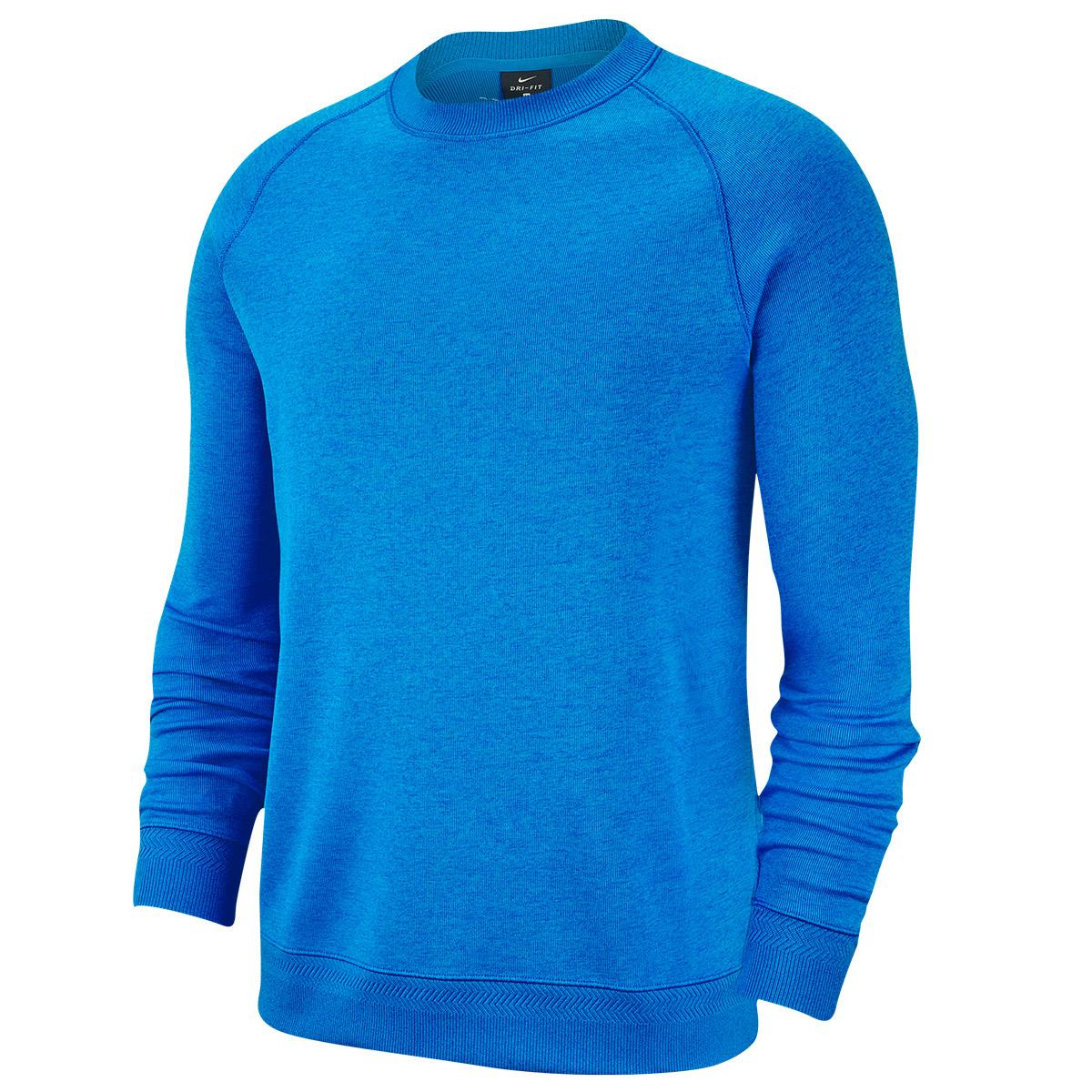Gran cantidad gatito Shipley  Nike Golf Dri-FIT Crew Sweater | Online Golf