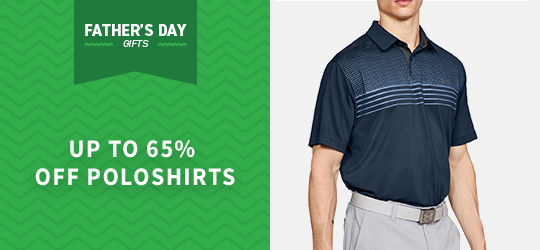 Up to 65% off Poloshirts