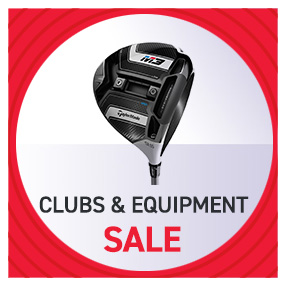 Clubs & Equipment Sale