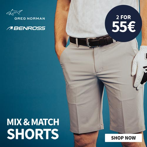 2 FOR 55 SHORTS