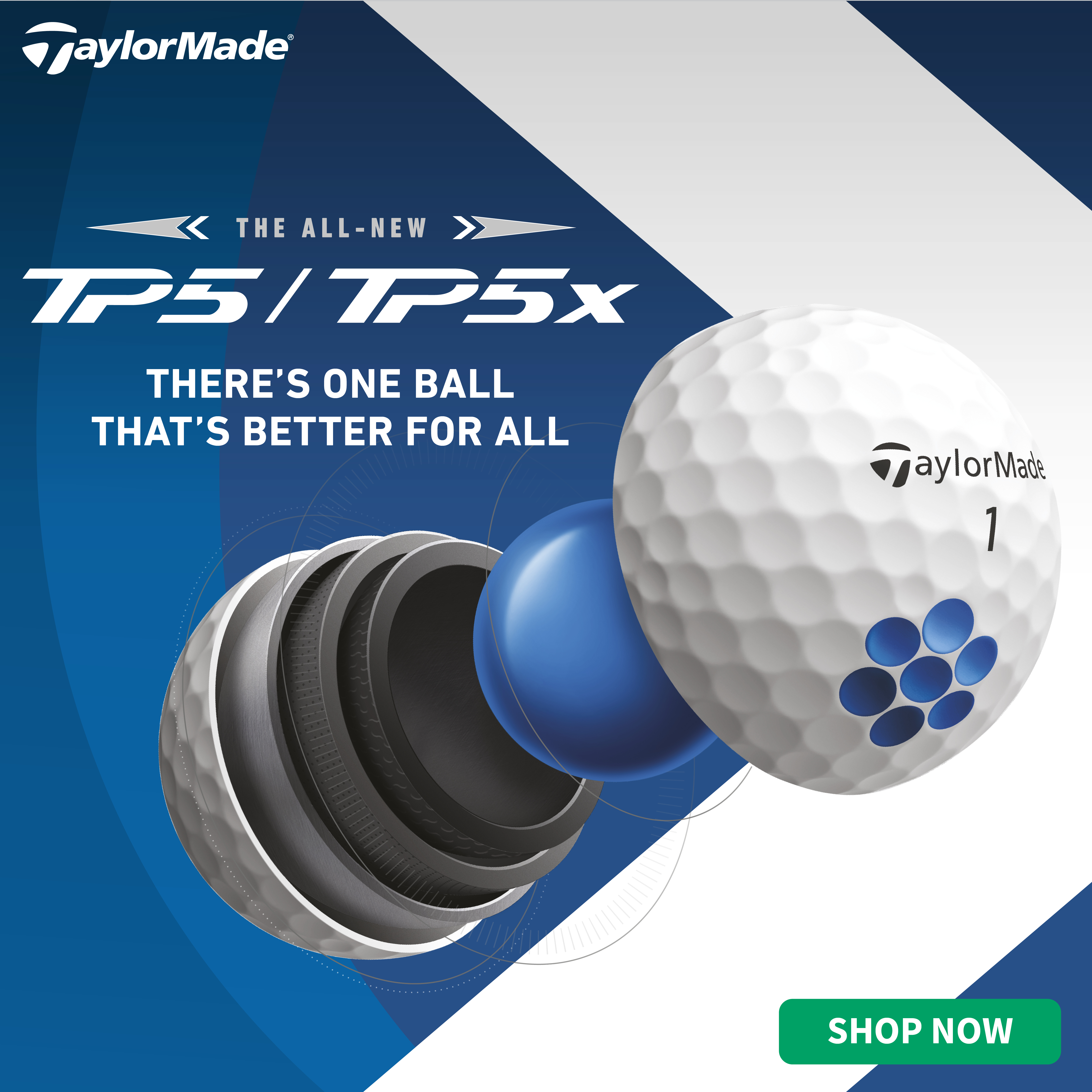 TAYLORMADE TP5/X