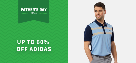Up to 60% off Adidas