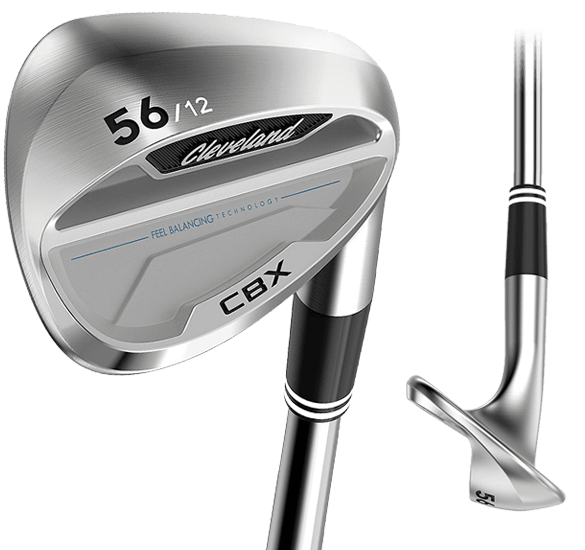 Cleveland Golf CBX Wedge