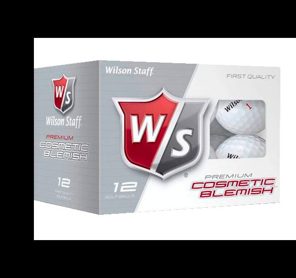 Wilson Staff DX2 Blemish 12 Golf Balls