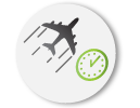 Flight Time Icon