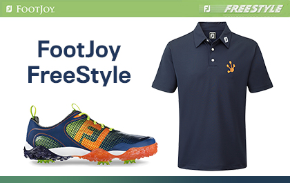 Footjoy Freestyle Competition