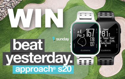 Garmin S20 Competition